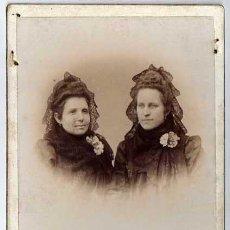 Fotografía antigua: 1 FOTOGRAFÍA ANTIGUA. 16 X 10 CTMS. AL REVERSO SELLO FOTÓGRAFÍA FRANCO-ESPAÑOLA. CORUÑA. AÑOS 1910S. Lote 40259025