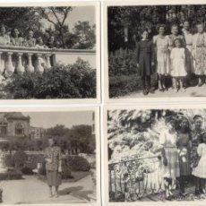 Fotografía antigua - LOTE DE 4 FOTOGRAFIAS ANTIGUAS - SAN SEBASTIAN 1946 - 41032370