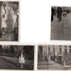 Fotografía antigua - LOTE DE 4 FOTOGRAFIAS ANTIGUAS - SAN SEBASTIAN 1946 - 41033553