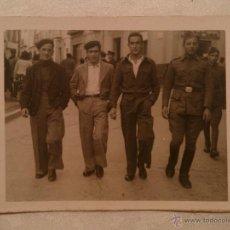 Fotografía antigua: FOTOGRAFÍA ANTIGUA, SOLDADO. CEUTA, AÑOS 30-40.. Lote 41281450