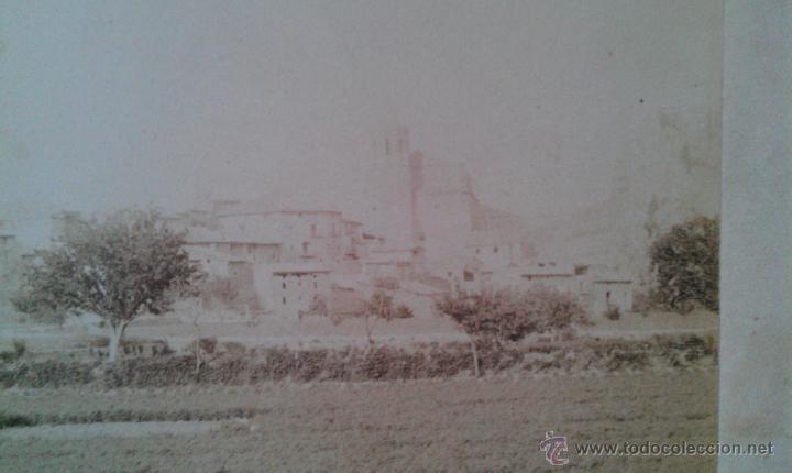 Fotografía antigua: CA. 1880. FOTOGRAFÍA DE MONTALBAN TERUEL ARAGON - Foto 2 - 42057130