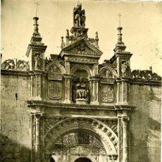 Alte Fotografie - Laurent, 1562. J. Roig. Burgos. Puerta del hospital del Rey - 42107230