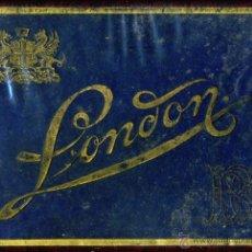 Fotografía antigua: GRAN ALBUM 26 FOTOGRAFIAS ALBUMINA , LONDON LONDRES INGLATERRA, VER FOTOS , SIGLO XIX , ORIGINAL. Lote 42525232