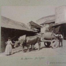 Fotografía antigua: LOTE DE 2 FOTOGRAFÍAS PORTUGAL. OPORTO. VISTA PARCIAL Y PUENTE DE LUIS I. NO FIGURA FOTÓGRAFO. Lote 42664078