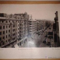 Fotografía antigua: SANTANDER - AVENIDA CALVO SOTELO -ED ARRIBAS - 90 SANTANDER. Lote 42781170