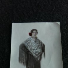 Fotografía antigua: FOTO POSTAL, PRINCIPIOS DE 1900, SIN CIRCULAR. Lote 43055400