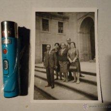 Fotografía antigua: ANTIGUA FOTOGRAFIA FOTO GRUPO. Lote 43088084