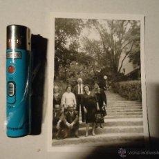 Fotografía antigua: ANTIGUA FOTOGRAFIA FOTO GRUPO . Lote 43088240