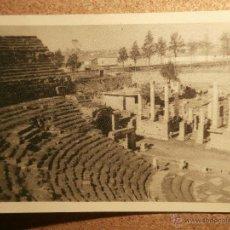 Fotografía antigua: ANTIGUA FOTOGRAFÍA - TEATRO ROMANO - MÉRIDA - 1946 - -. Lote 43191970