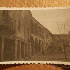 Alte Fotografie - ANTIGUA FOTOGRAFIA AÑO 1946 - Medinaceli - 85 X 60 MM. - 43429535