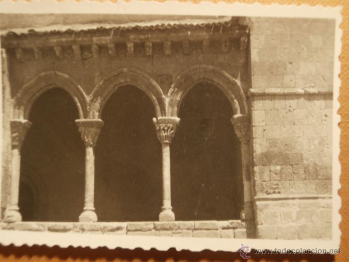 Fotografía antigua: ANTIGUA FOTOGRAFIA AÑO 1946 - SEGOVIA - PARROQUIA DE SAN LORENZO - 85 X 60 MM. - Foto 3 - 43429541