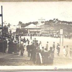 Fotografía antigua: PS4443 ALBÚMINA DE DÍA DE FIESTA EN MONTSENY (BARCELONA) - 9,8 * 7,1 CM - PRINC. S. XX. Lote 43435075