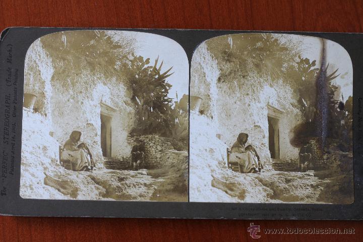 Fotografía antigua: Una albumina estereo y 5 fotos stereo.Muy buenas. - Foto 2 - 43581225