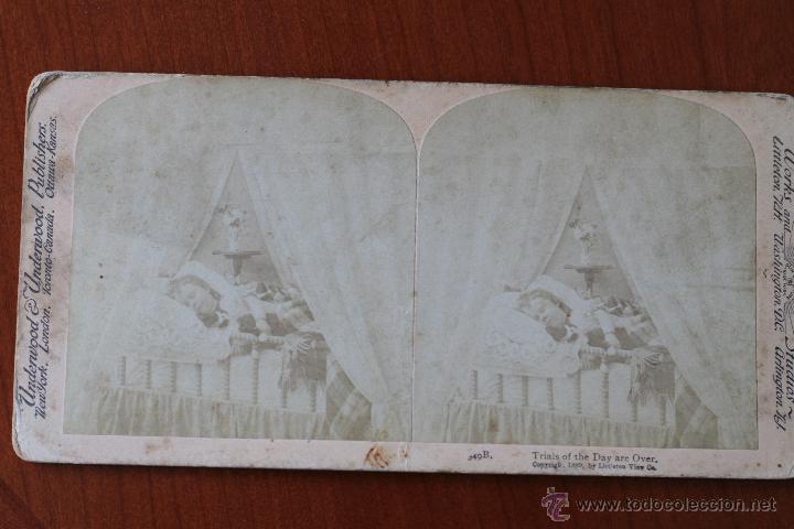 Fotografía antigua: Una albumina estereo y 5 fotos stereo.Muy buenas. - Foto 5 - 43581225