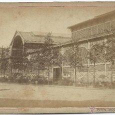 Fotografía antigua: 10 FOTOS ALBUMINA PARIS, 1900. Lote 44067621