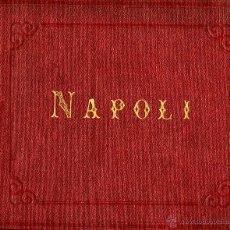 Fotografía antigua: NÁPOLES. ALBUM DE 24 FOTOGRAFÍAS POR GIORGIO SOMMER. Lote 44351892