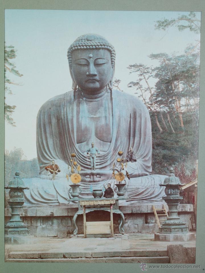 Fotografía antigua: JAPAN,1897-98, BRINKLEY, EDITION DE LUXE. Más de 200 albúminas y 9 collotipos. 9 álbumes. Ver fotos - Foto 12 - 44465154