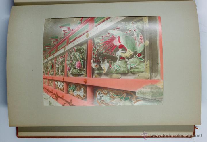 Fotografía antigua: JAPAN,1897-98, BRINKLEY, EDITION DE LUXE. Más de 200 albúminas y 9 collotipos. 9 álbumes. Ver fotos - Foto 22 - 44465154