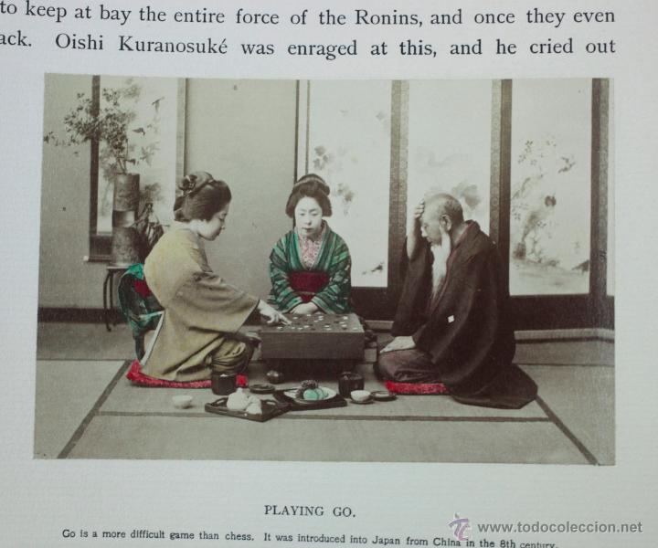 Fotografía antigua: JAPAN,1897-98, BRINKLEY, EDITION DE LUXE. Más de 200 albúminas y 9 collotipos. 9 álbumes. Ver fotos - Foto 23 - 44465154