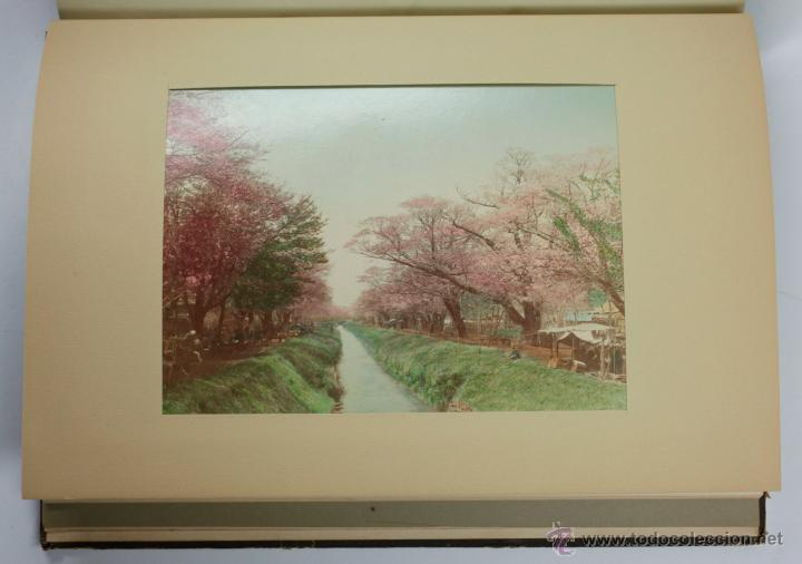 Fotografía antigua: JAPAN,1897-98, BRINKLEY, EDITION DE LUXE. Más de 200 albúminas y 9 collotipos. 9 álbumes. Ver fotos - Foto 35 - 44465154