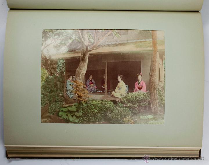 Fotografía antigua: JAPAN,1897-98, BRINKLEY, EDITION DE LUXE. Más de 200 albúminas y 9 collotipos. 9 álbumes. Ver fotos - Foto 39 - 44465154
