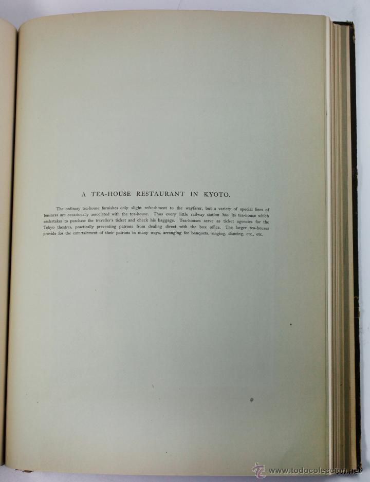 Fotografía antigua: JAPAN,1897-98, BRINKLEY, EDITION DE LUXE. Más de 200 albúminas y 9 collotipos. 9 álbumes. Ver fotos - Foto 40 - 44465154