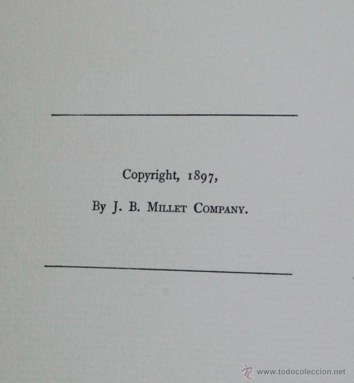 Fotografía antigua: JAPAN,1897-98, BRINKLEY, EDITION DE LUXE. Más de 200 albúminas y 9 collotipos. 9 álbumes. Ver fotos - Foto 44 - 44465154
