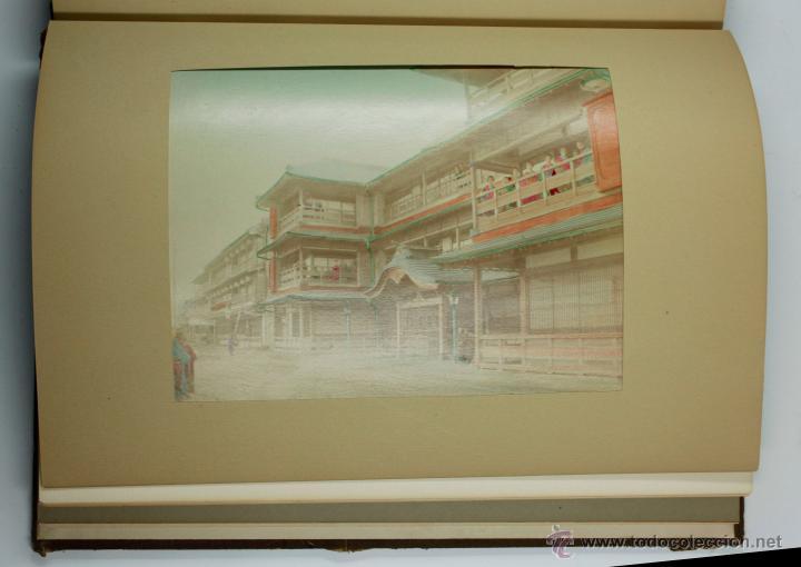 Fotografía antigua: JAPAN,1897-98, BRINKLEY, EDITION DE LUXE. Más de 200 albúminas y 9 collotipos. 9 álbumes. Ver fotos - Foto 61 - 44465154