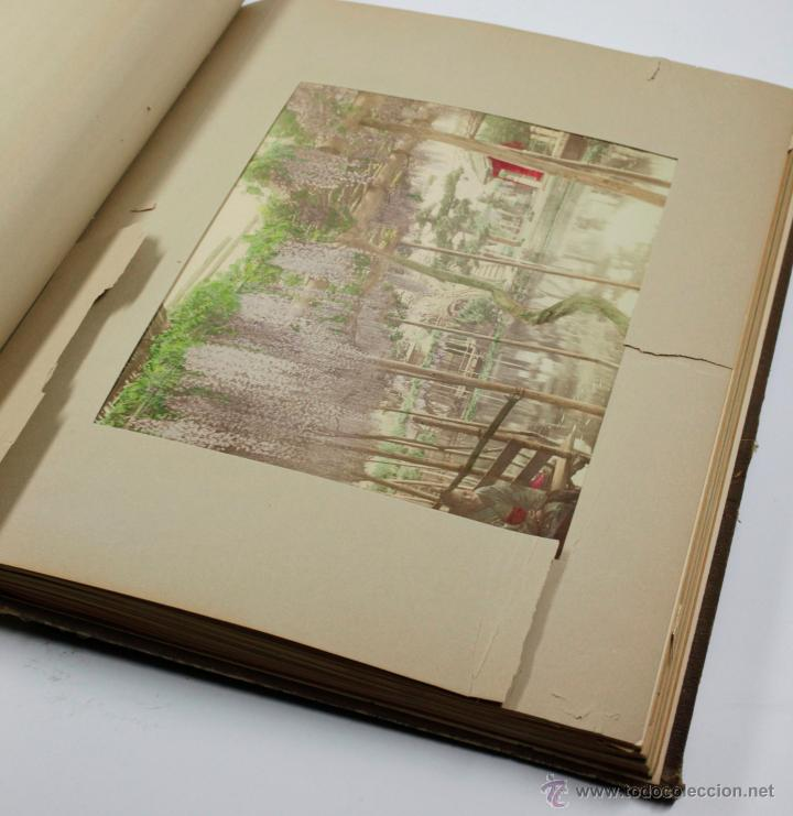 Fotografía antigua: JAPAN,1897-98, BRINKLEY, EDITION DE LUXE. Más de 200 albúminas y 9 collotipos. 9 álbumes. Ver fotos - Foto 67 - 44465154