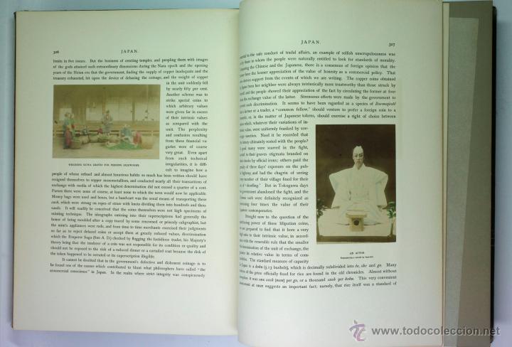 Fotografía antigua: JAPAN,1897-98, BRINKLEY, EDITION DE LUXE. Más de 200 albúminas y 9 collotipos. 9 álbumes. Ver fotos - Foto 75 - 44465154