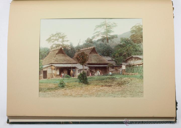 Fotografía antigua: JAPAN,1897-98, BRINKLEY, EDITION DE LUXE. Más de 200 albúminas y 9 collotipos. 9 álbumes. Ver fotos - Foto 82 - 44465154