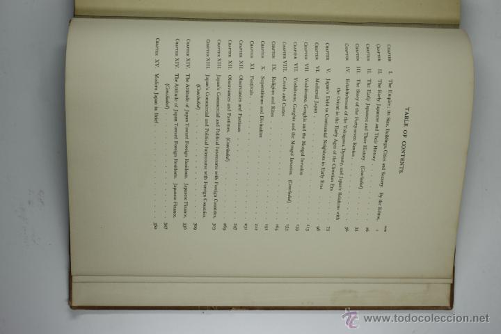 Fotografía antigua: JAPAN,1897-98, BRINKLEY, EDITION DE LUXE. Más de 200 albúminas y 9 collotipos. 9 álbumes. Ver fotos - Foto 92 - 44465154