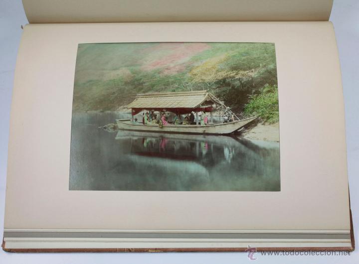 Fotografía antigua: JAPAN,1897-98, BRINKLEY, EDITION DE LUXE. Más de 200 albúminas y 9 collotipos. 9 álbumes. Ver fotos - Foto 95 - 44465154