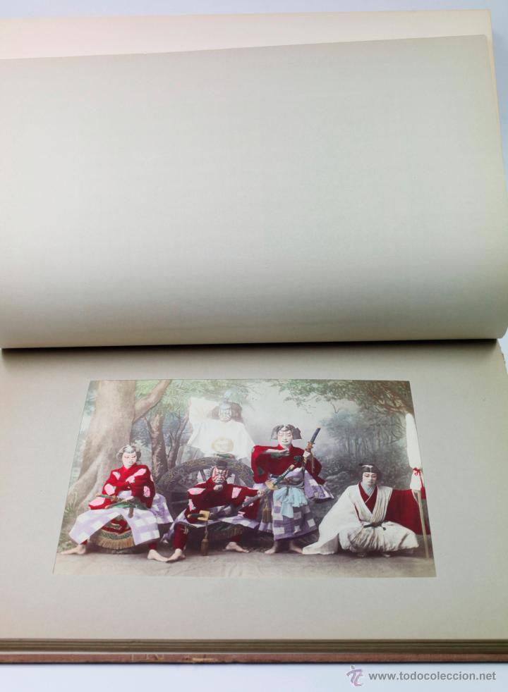 Fotografía antigua: JAPAN,1897-98, BRINKLEY, EDITION DE LUXE. Más de 200 albúminas y 9 collotipos. 9 álbumes. Ver fotos - Foto 102 - 44465154