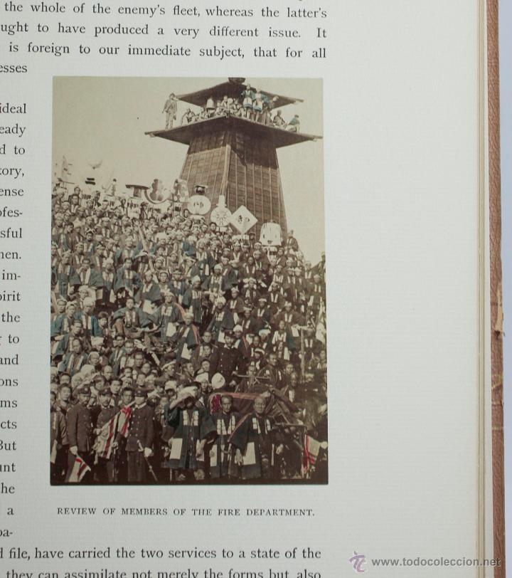 Fotografía antigua: JAPAN,1897-98, BRINKLEY, EDITION DE LUXE. Más de 200 albúminas y 9 collotipos. 9 álbumes. Ver fotos - Foto 104 - 44465154