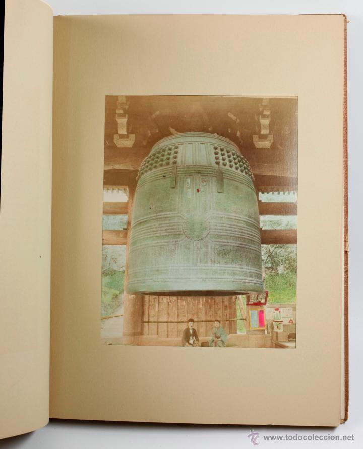 Fotografía antigua: JAPAN,1897-98, BRINKLEY, EDITION DE LUXE. Más de 200 albúminas y 9 collotipos. 9 álbumes. Ver fotos - Foto 106 - 44465154