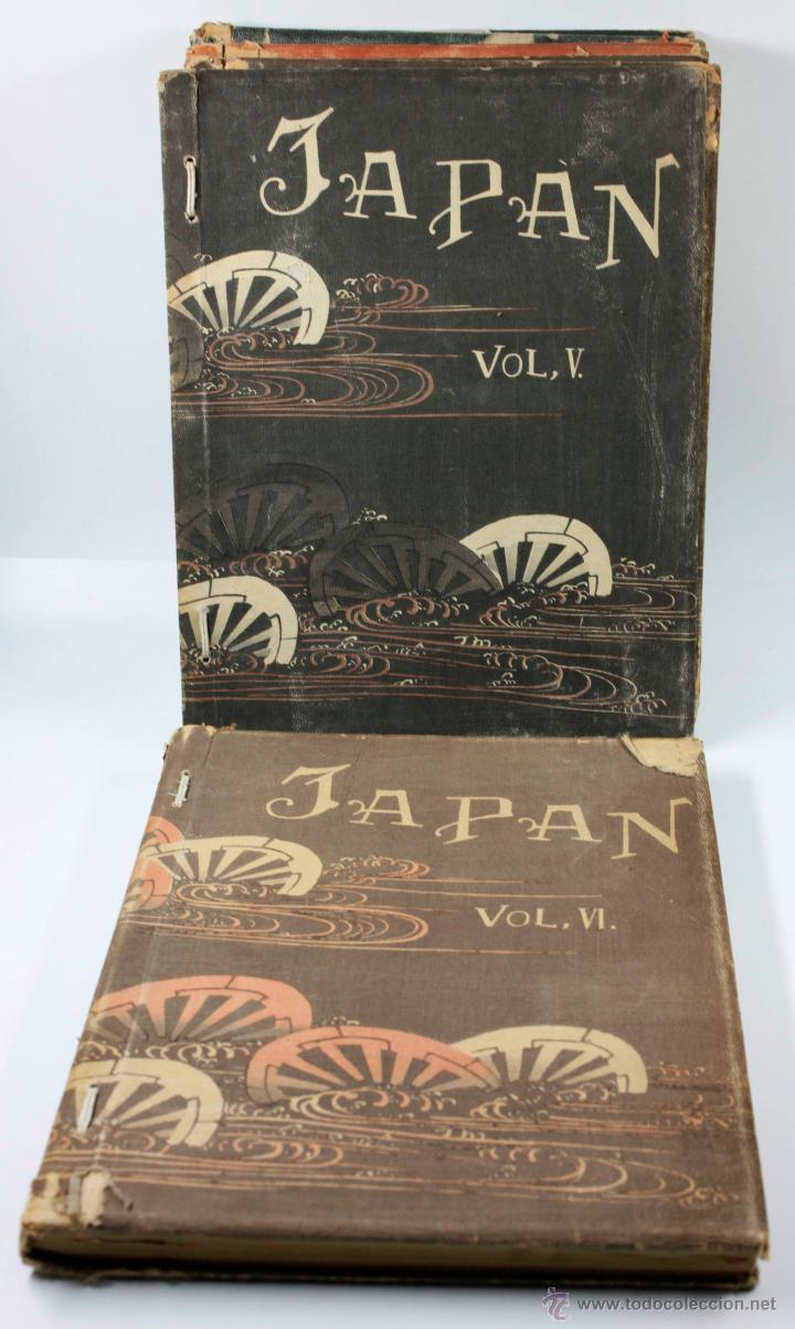 Fotografía antigua: JAPAN,1897-98, BRINKLEY, EDITION DE LUXE. Más de 200 albúminas y 9 collotipos. 9 álbumes. Ver fotos - Foto 112 - 44465154