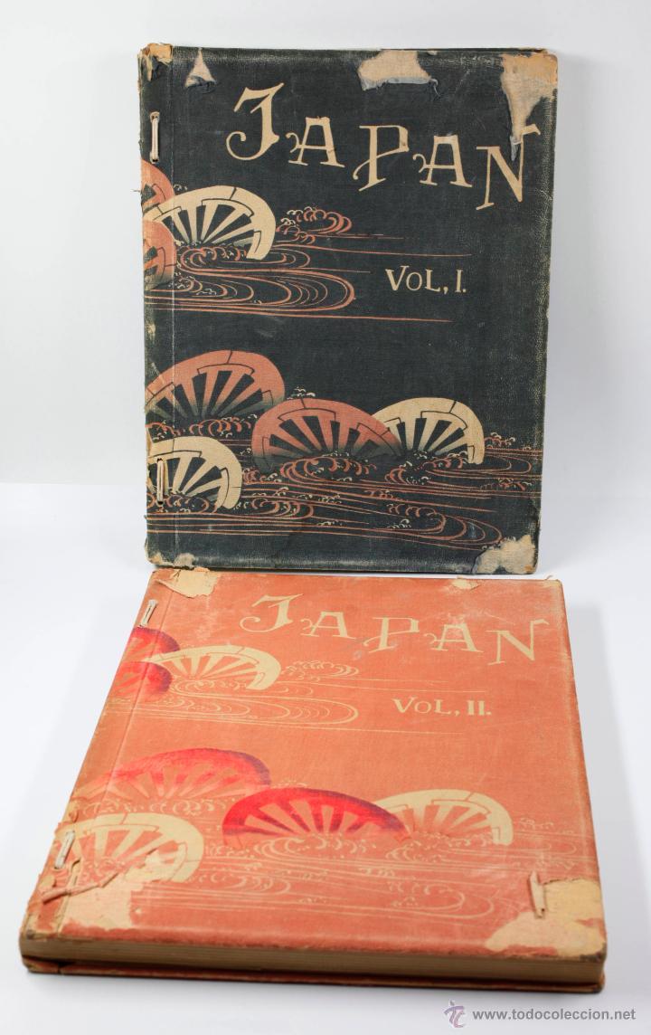 Fotografía antigua: JAPAN,1897-98, BRINKLEY, EDITION DE LUXE. Más de 200 albúminas y 9 collotipos. 9 álbumes. Ver fotos - Foto 114 - 44465154