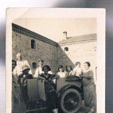 Fotografía antigua: BUÑOL. PRINCIPIOS S. XX. . Lote 45117582