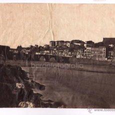 Fotografía antigua: LLEIDA, VISTA GENERAL, 6 OCTUBRE DE 1860. FOTO: CHARLES CLIFFORD 37,7X26 CM. ALBÚMINA SIN MONTAR. Lote 45480793