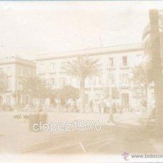 Fotografía antigua: SEVILLA, SIGLO XIX, ALBUMINA PLAZA DE SAN FERNANDO,120X90MM. Lote 45586847