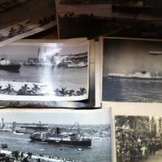 Fotografía antigua: ---12 FOTOGRAFÍAS ANTIGUAS--- DE GRAN TAMAÑO. DISTINTOS FORMATOS. ADJUNTAS EN SU DESCRIPCIÓN.. Lote 45614182