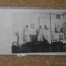 Fotografía antigua: FOTO POSTAL HOSPITAL SIN DEFINIR SEVILLA SIN CIRCULAR ALBUMINA-941. Lote 45624633