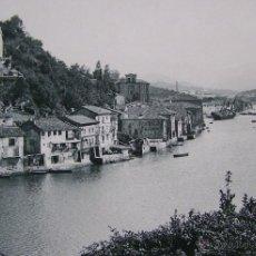 Fotografía antigua: SAN SEBASTIAN AÑO 1892 * PASAJES DE SAN JUAN * HAUSER Y MENET * FOTOTIPIA 21 X 15 CM. Lote 45760879