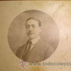 Fotografía antigua: MURCIA FOTOGRAFIA DE MIRALLES. Lote 46195876