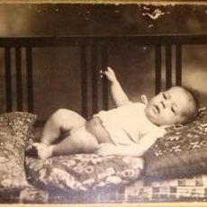 Fotografía antigua: FOTOGRAFIA DE RICARDO HERNANDEZ CARTAGENA MURCIA. Lote 46196000