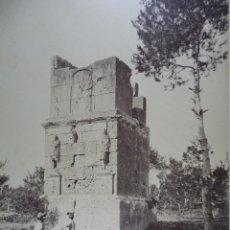 Fotografía antigua: 1239.TARRAGONA. TORRE DE LOS SCIPIONES.. Lote 46430397