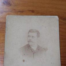 Fotografía antigua: ANTIGUA FOTOGRAFIA OLIVARES CARTAGENA MURCIA. Lote 46435665