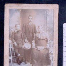 Fotografía antigua: SEVILLA.SANZ.FOTOGRAFIA ANTIGUA.TAMAÑO: 16 X 11 CTMS.. Lote 46494429
