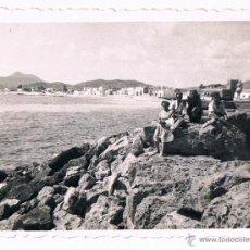 Fotografía antigua: JAVEA. AÑO 1950. Lote 58686541